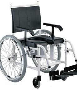 Кресло-коляска с санитарным устройством Арт. TN-521