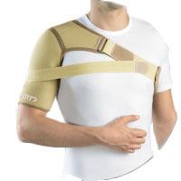Бандаж на плечевой сустав аэропреновый, эластичный, ПРАВЫЙ Арт. ASR 206