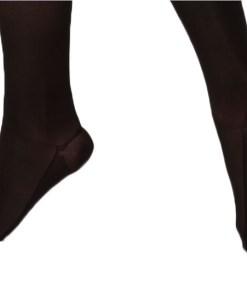 Колготки компрессионные Ergoforma UP профилактические с закрытым носком черные EU 102