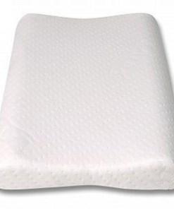Подушка детская ортопедическая с мелкой перфорацией из латекса F 8015 b