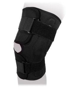 Бандаж на коленный сустав с полицентрическими шарнирами Арт. KS-050