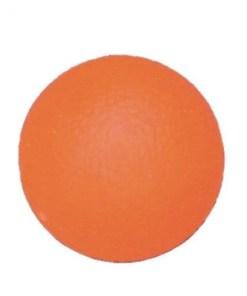 Мяч для тренировки кисти мягкий оранжевый ОРТОСИЛА Арт. L 0350S, диам. 5см