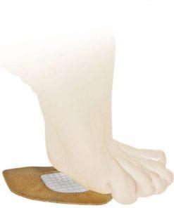 Вкладыш ортопедический для переднего отдела стопы Арт. Lum605