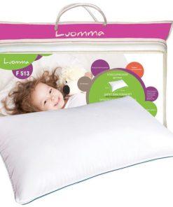 Подушка классическая ортопедическая с эффектом памяти детская LumF-513. 35х55 см