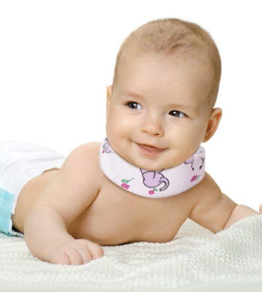 Воротник Шанца для недоношенных или новорожденных с небольшим весом Арт. ОВ-001