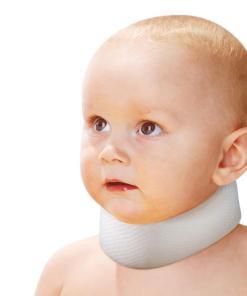 Бандаж шейный для новорожденных (4*33 см) Арт. ШВН