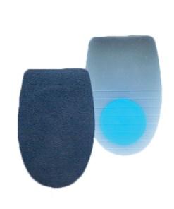 Силиконовые подпяточники с тканевым покрытием Арт. СТ-49