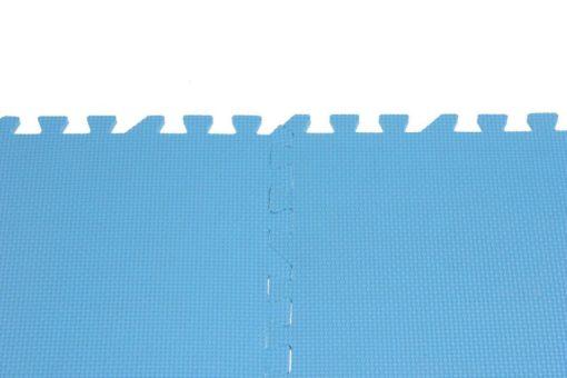 Коврик для фитнеса 6-ти секционный 62х62х0,8 см BRADEX SF 0242