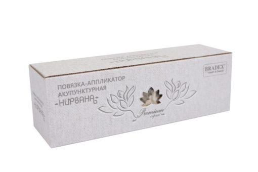 Повязка-аппликатор акупунктурная «НИРВАНА» BRADEX KZ 0580