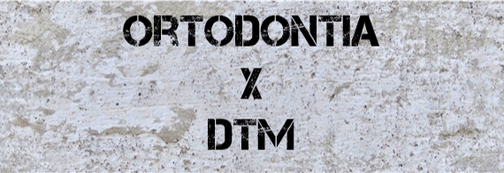 ortodontia e dtm