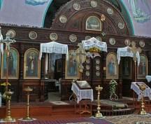 St Michael the Archangel Church_inside view