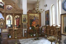 Church of the Holy Apostle and Evangelist Luke_inside view
