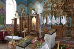 The pious Church Parascheva_inside view