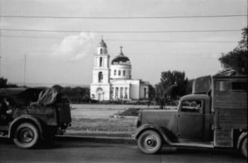 Кафедральный Собор и центральная улица.
