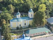 "Mănăstirea ""Sfânta Treime"", s. Saharna, r. Rezina"
