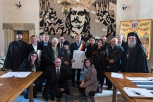 Act-simbolic-la-Mănăstirea-Putna-A-fost-semnată-o-Declarație-de-Unire-cu-Basarabia-FOTO-VIDEO-4