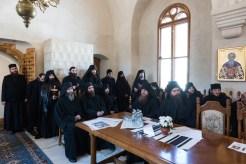 Act-simbolic-la-Mănăstirea-Putna-A-fost-semnată-o-Declarație-de-Unire-cu-Basarabia-FOTO-VIDEO-9