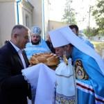 De sărbătoarea Nașterii Maicii Domnului, ÎPS Mitropolit Vladimir a liturghisit în parohia Vertiujeni