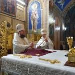 Sărbătoarea Sfinților Arhangheli celebrată la Catedrala mitropolitană din municipiul Chișinău