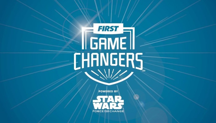 FIRST Game Changers