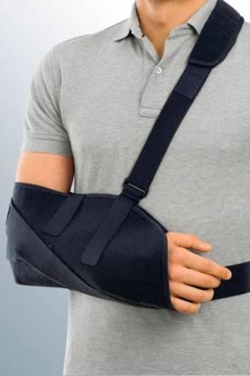 Após colocar o ombro no lugar recomenda-se 2 a 4 semanas de imobilização