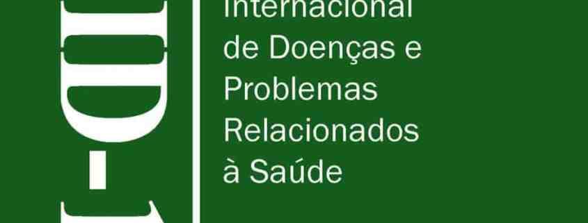 CID10 - Classificação Internacional de Doenças e Problemas Relacionados à Saúde