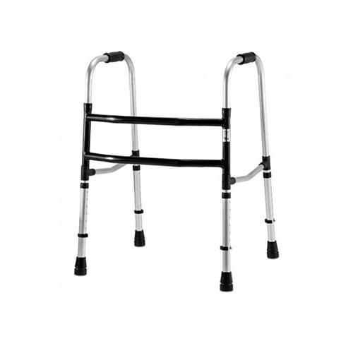 Andador Alumínio Dobravel DB - Ortopedia Online SP