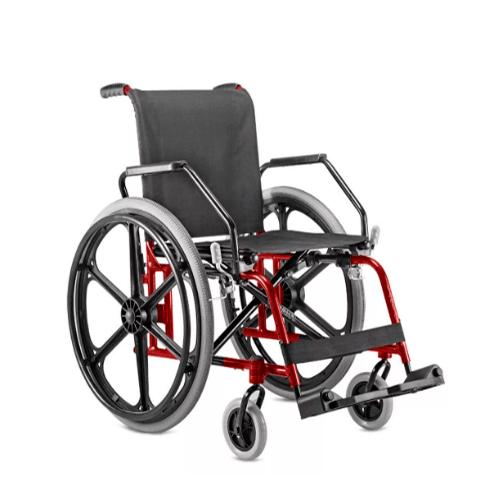 Cadeira de Rodas Cantu - Ortopedia Online SP