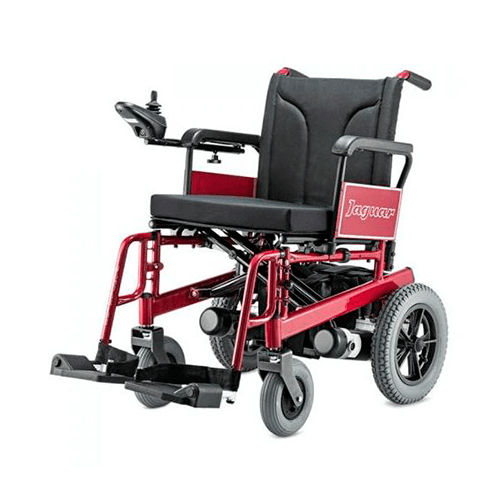 Cadeira de Rodas Motorizada Jaguar - Ortopedia Online SP