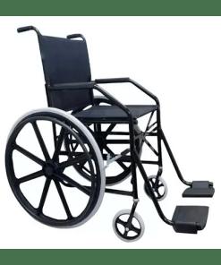 Cadeira de Rodas 1011 Semi Obeso Jaguaribe - Ortopedia Online SP
