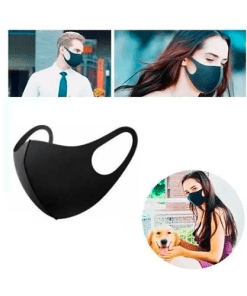 Máscara de proteção em neoprene - Ortopedia Online SP