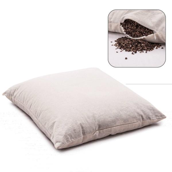 poduszka z gryki