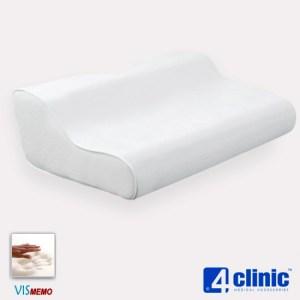 Profilowana poduszka ortopedyczna z wycięciem na bark PA-VM-02
