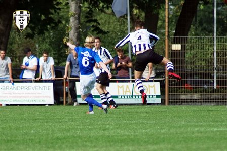 VV Oosterhout – DSE 1-2 058 09092018