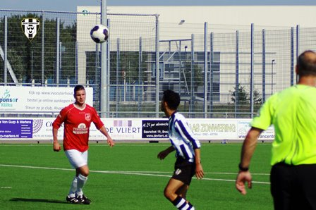VV Oosterhout – VCW beker 5-0 61 02092018