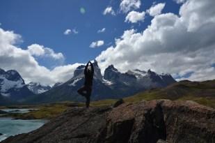 vor den Cuernos del Paine