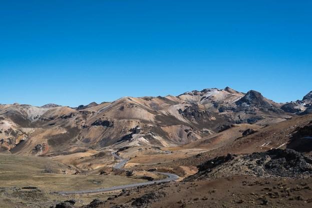 Landschaft um Ayacucho