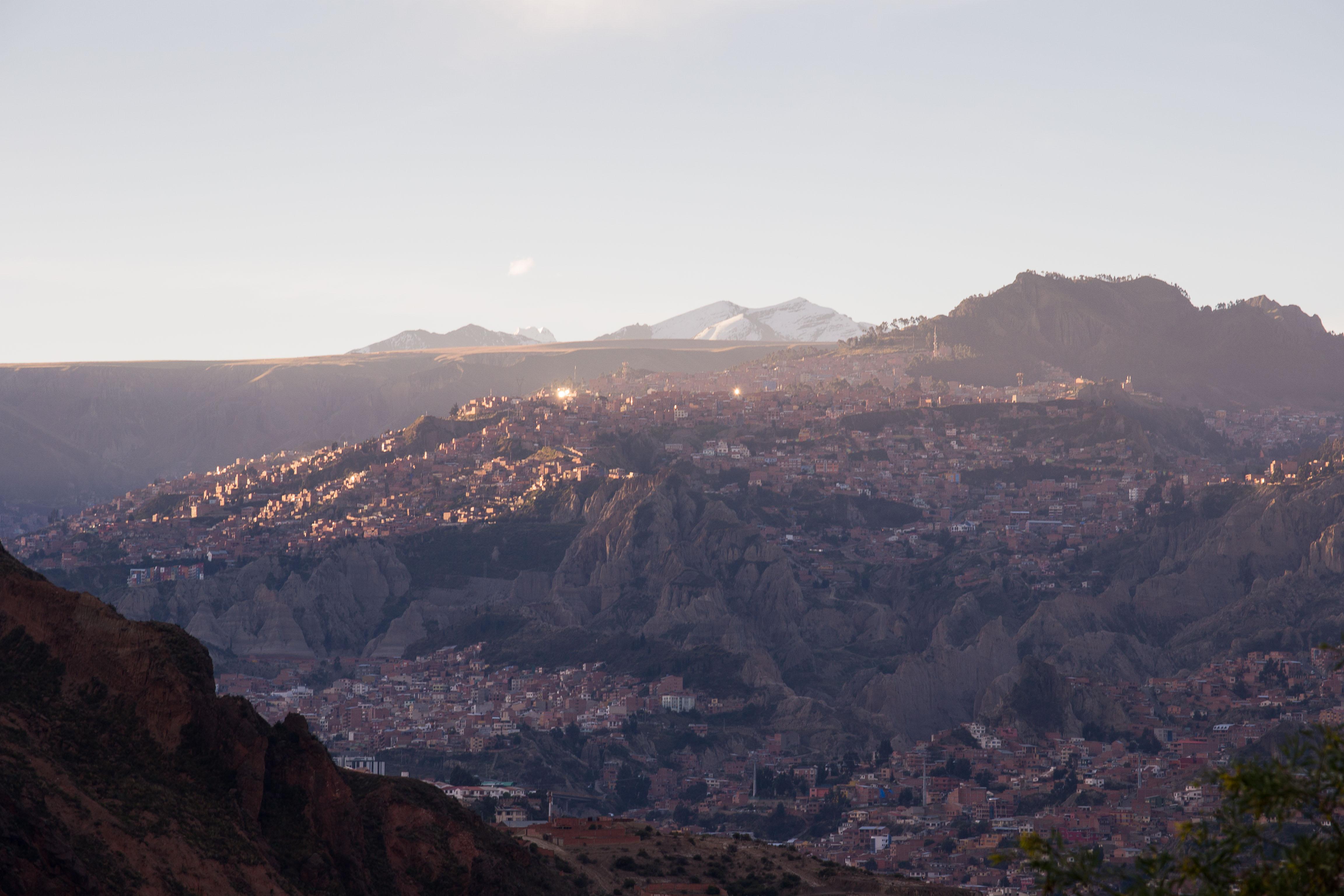 Bildergalerie La Paz, Bolivien