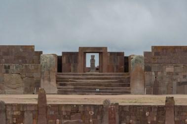 Ruinen Tiwanaku