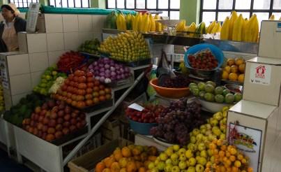 Mercado Central - Quito