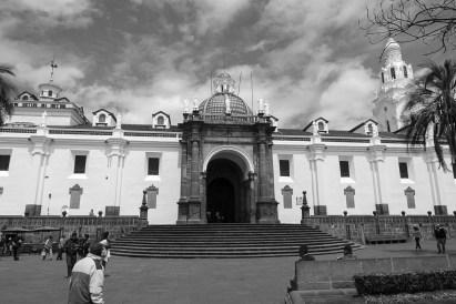 San Francisco - Quito