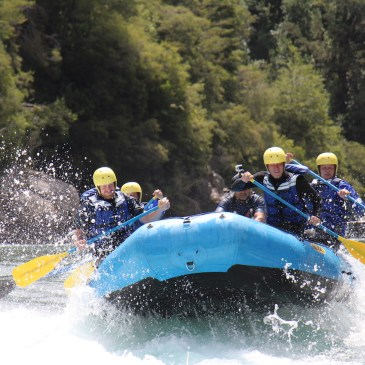 Video – Rafting Futaleufú, Chile