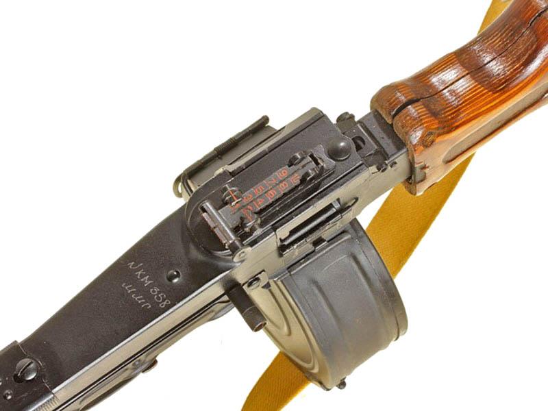 РПД - ручной пулемет Дегтярева 7,62-мм