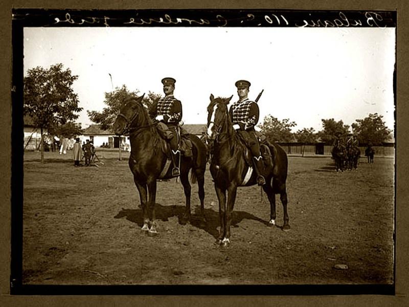 Konjanici bugarskog Lajbgardijskog konjičkog puka Njegovog Veličanstva
