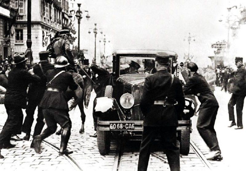 Marseilles Assassination