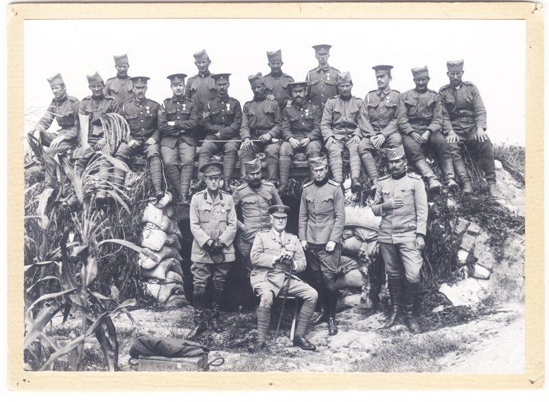 BRITANSKA VOJNO-POMORSKA MISIJA U SRBIJI 1915