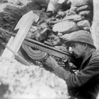 """Prvi puškomitraljez u naoružanju srpske vojske - CSRG M1915 """"Šoša"""""""