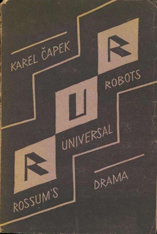 Tajne prvog robota