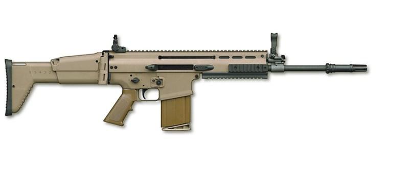 Jurišna puška FN SCAR MK17