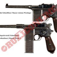 Mauser Schnellfeuer - jugoslovenski model